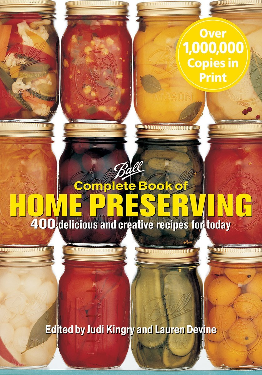 Ball Complete Book Home Preserving