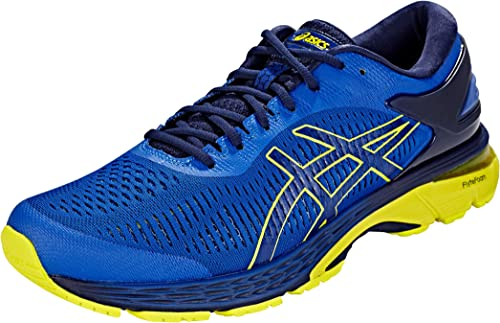 ASICS Gel Kayano 25 azul amarillo 1011A019 401