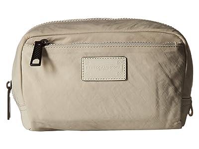Rebecca Minkoff Nylon Cosmetic Pouch (Bone) Wallet Handbags