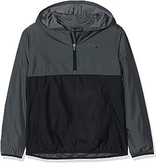 Under Armour Boys' Packable 1/2 Zip Jacket