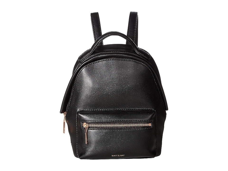 Matt & Nat Bali Mini (Black) Bags