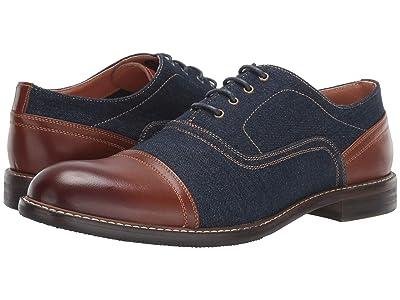 Vintage Foundry Denzel Oxford (Navy) Men