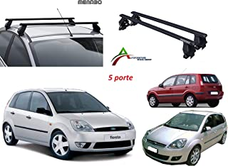TEMA MENABO Barre PORTATUTTO Portapacchi per KA 5 Porte dal 2016 in Poi