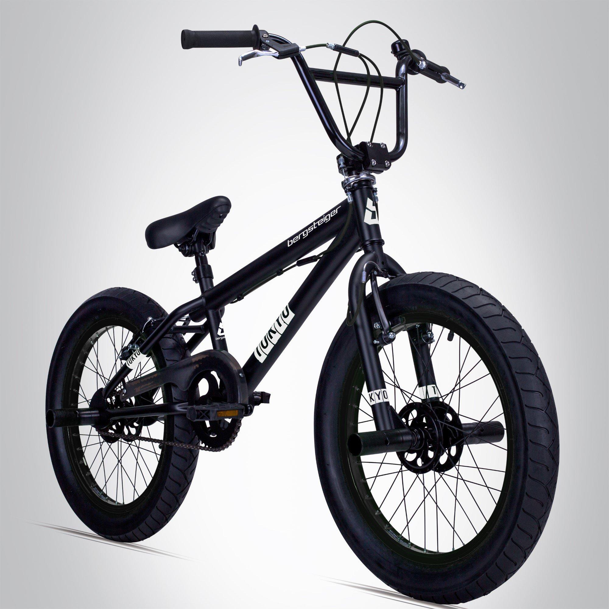 Bergsteiger Tokyo – Bici BMX con ruedas de 20 pulgadas, sistema de ...