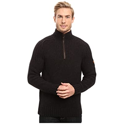 Dale of Norway Ulv Sweater (Dark Charcoal) Men