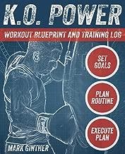 K.O. Power Workout Blueprint and Training Log