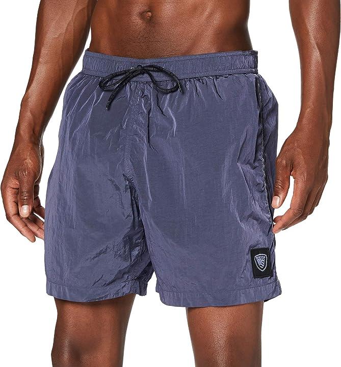 Costume da bagno uomo blauer beachwear boxer pantaloncini uomo