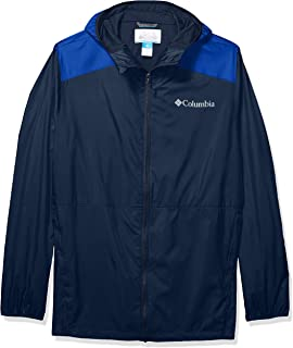 Columbia Men's Havasu Valley Stretch Windbreaker, Water & Wind Resistant