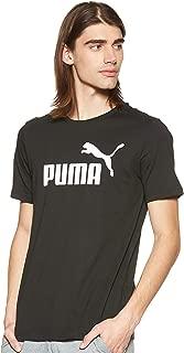 PUMA Men's ESS Small Logo Tee Peacoat