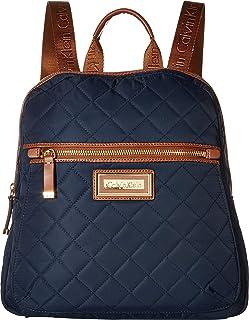 Calvin Klein Women's Quilted Nylon Key Item Backpack