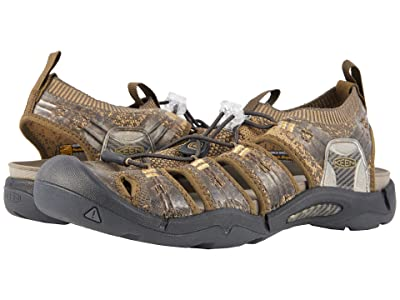 Keen Evofit One (Dark Olive/Antique Bronze) Men