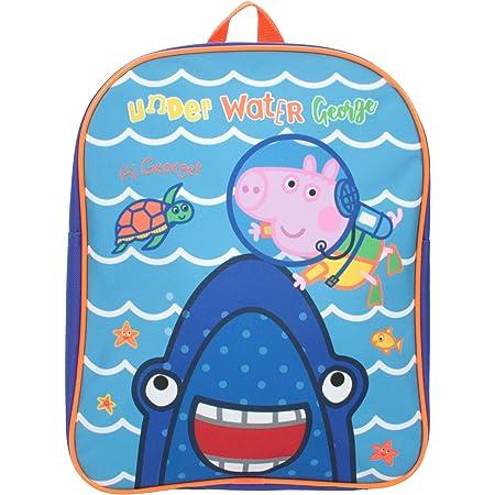 we,ve found the treasure Backpacks School Bags Peppa Pig look george