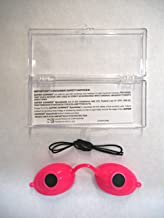 product image for Tanning Bed Eyewear SUPER SUNNIES w/case Pink