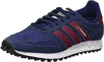 scarpe uomo adidas trainer pelle