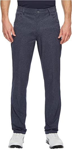 Heather Six-Pocket Pants