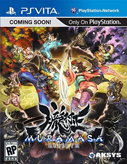 Muramasa: Rebirth : Amazon.com.br: Games e Consoles