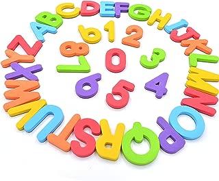 Seatrend Colorido Bebé Juguetes 114PCS magnético letras de