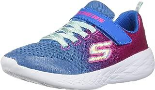 Skechers 斯凯奇 女童 Go Run 600-sprinkle Splash 运动鞋