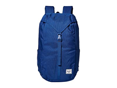 Herschel Supply Co. Thompson (Monaco Blue Crosshatch) Backpack Bags