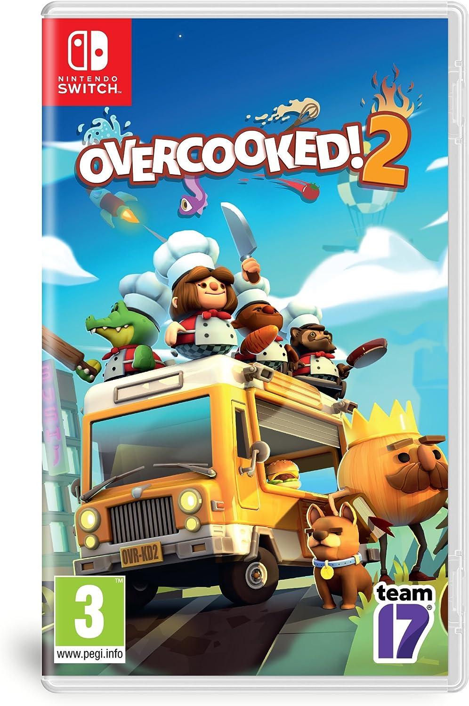 Overcooked 2 [Importación francesa]