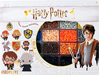 Best Perler Harry Potter Fuse Bead Kit, 4503pc, 19 Patterns, Multicolor Review