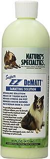 Nature's Specialties Super EZ Dematt Pet Conditioner, 470ml