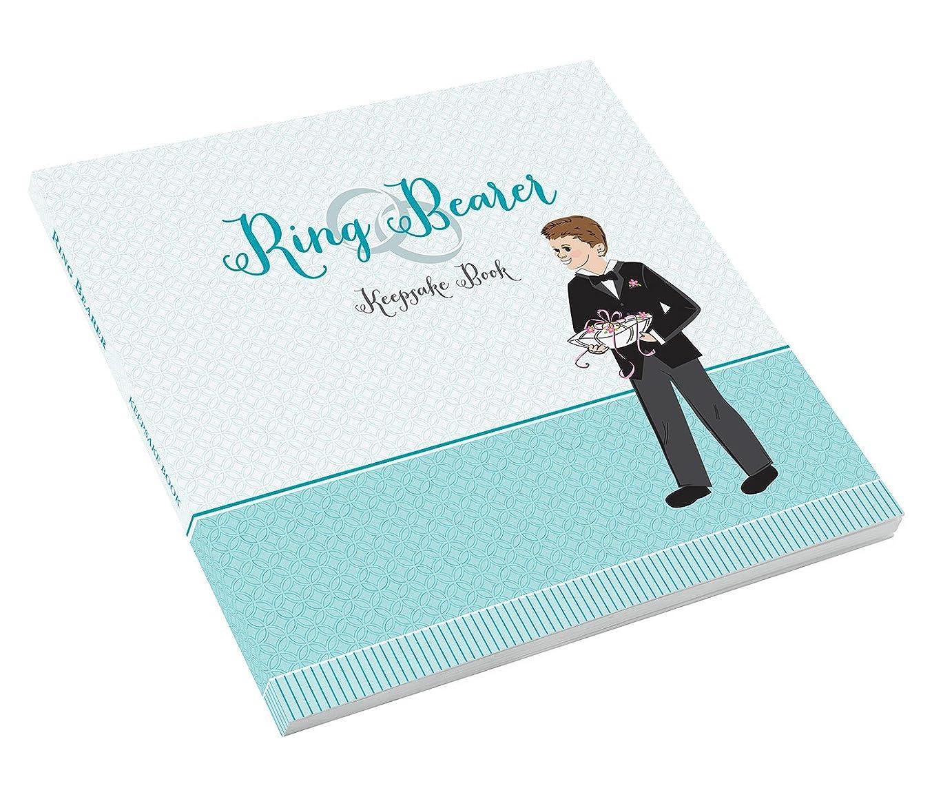 Lillian Rose Ring Bearer Keepsake Board Book