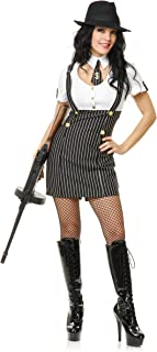 costume gangster girl