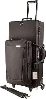 Protec PB304SOPWL Combination PRO PAC Case with Wheels for Alto / Soprano Saxophones