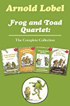 Frog and Toad Quartet: The Complete Collection: I Can Read Level 2: Frog and Toad are Friends, Frog and Toad Together, Fro...