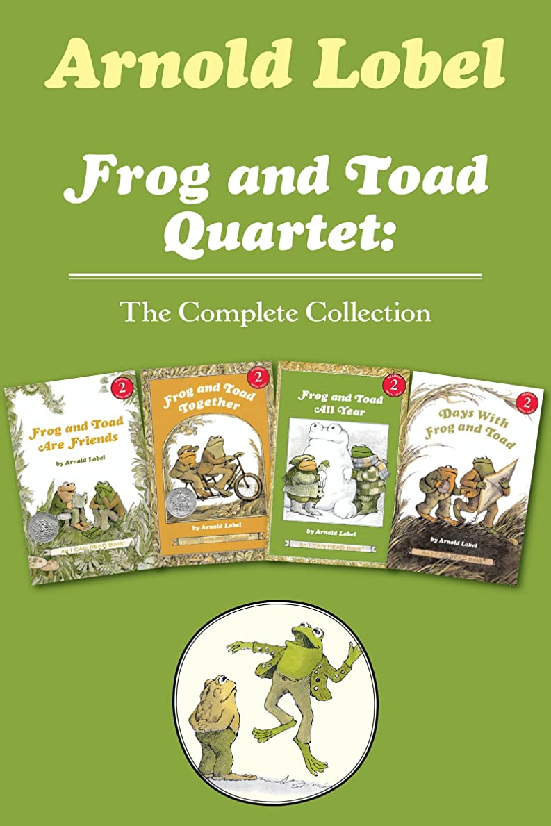 引く勉強する追記Frog and Toad Quartet: The Complete Collection: I Can Read Level 2: Frog and Toad are Friends, Frog and Toad Together, Frog and Toad All Year, Days with Frog and Toad (English Edition)