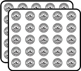 Hyderabad City India Grunge Travel Stamp Sticker for Scrapbooking, Calendars, Arts, Kids DIY Crafts, Album, Bullet Journals 50 Pack