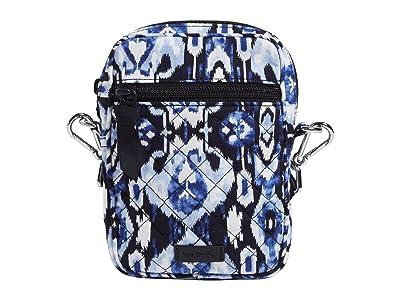Vera Bradley RFID Convertible Small Crossbody (Ikat Island) Handbags