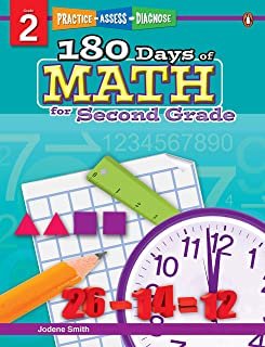 180 Days of Math Series for Second Grade