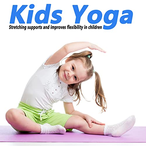 Amazon.com: Kids Yoga Stretching Supports Each Joint and ...
