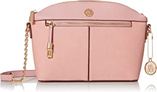 Anne Klein Classic Curve Crossbody Bag