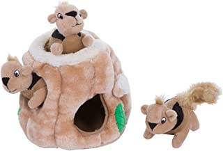 Outward Hound Hide-A-Squirrel Junior Dog Toy