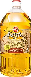 Knife 100% Pure Rice Bran Oil, 2L