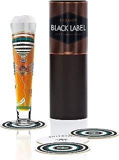 Ritzenhoff Black Label Beer Glass 10102306.5x 6.5x 25cm Multi–Coloured