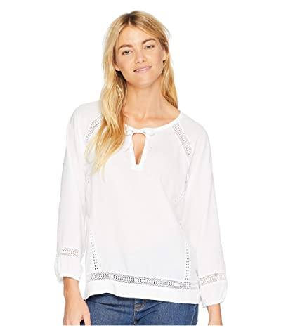 Prana Tacana Top (White) Women