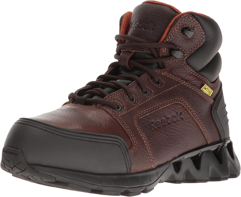 Reebok Work Men's Zigkick Work RB7605 Industrial and Construction shoes
