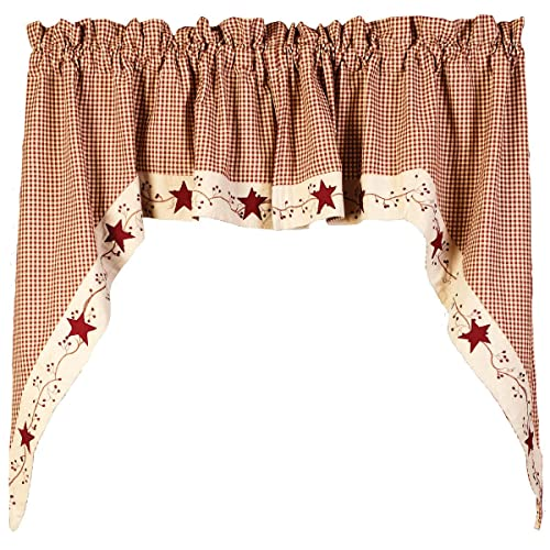 Country Kitchen Curtains: Amazon.com
