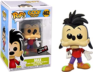 Funko Max (GameStop Exclusie) POP! Vinyl Figure & 1 POP! Compatible PET Plastic Graphical Protector Bundle [#462 / 34979 - B]