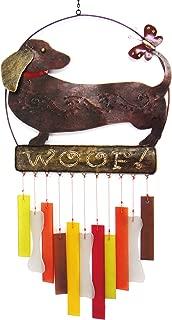Gift Essentials Dachsie Woof Wind Chime