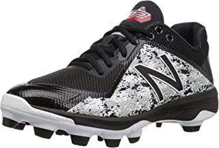 New Balance Mens PL4040v4 Molded Baseball Shoe