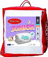 Tontine T4880 Junior Quilt, Single, White