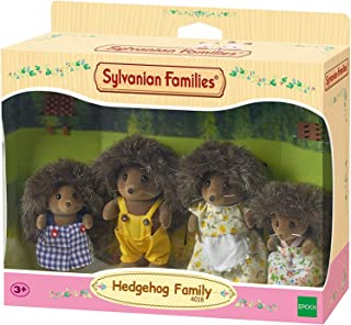 Sylvanian Families Hedgehog Family Doll - 4 Pieces