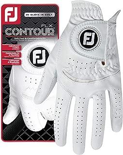 FootJoy Men's Contour FLX Golf Glove (Pearl)