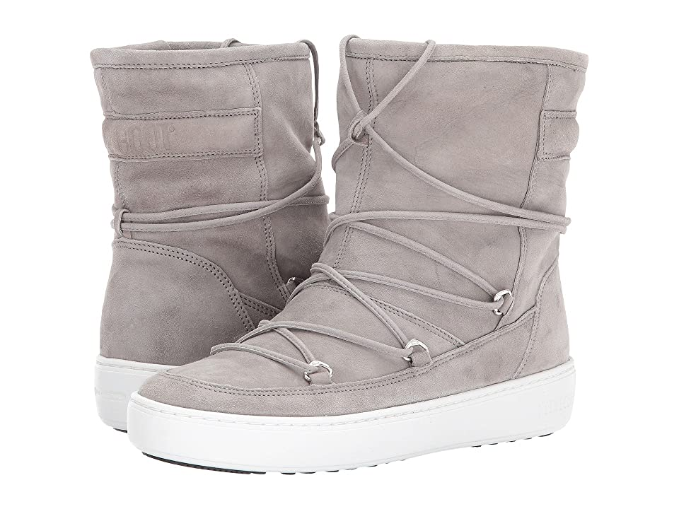 Tecnica Moon Boot Pulse Mid (Light Grey) Women