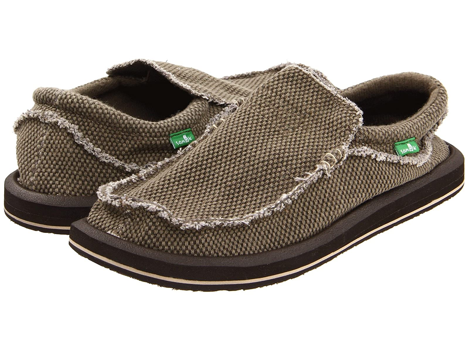 Sanuk ChibaAtmospheric grades have affordable shoes